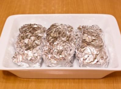 Семга под икорным соусом - фото шаг 3