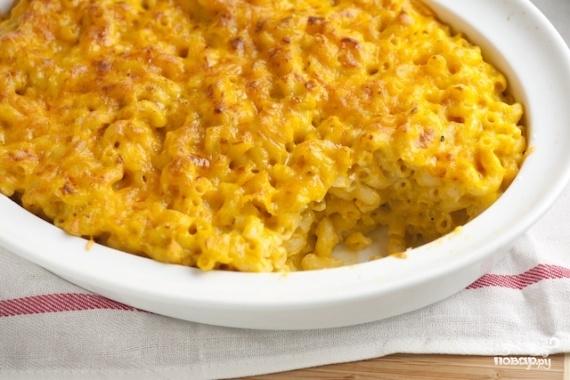 Запеканка из макарон с сыром в духовке - фото шаг 8