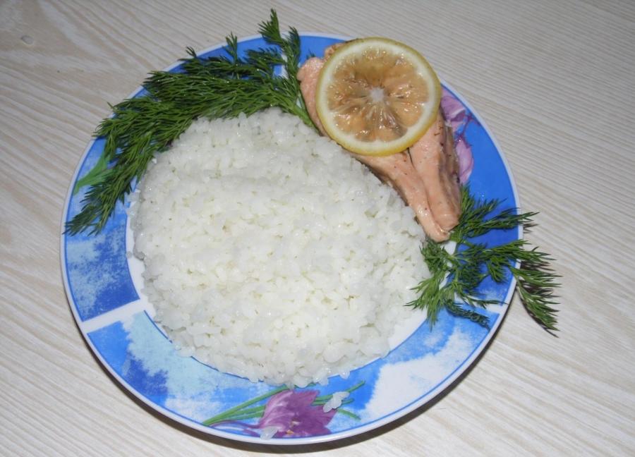 Рецепт форели на пару