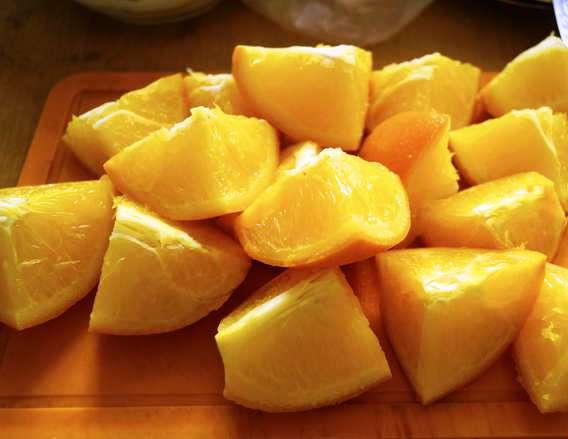 Рецепт Апельсиново-миндальный пирог