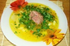 Суп из тушенки