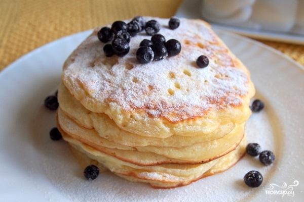 Рецепт оладушки на йогурте фото рецепт