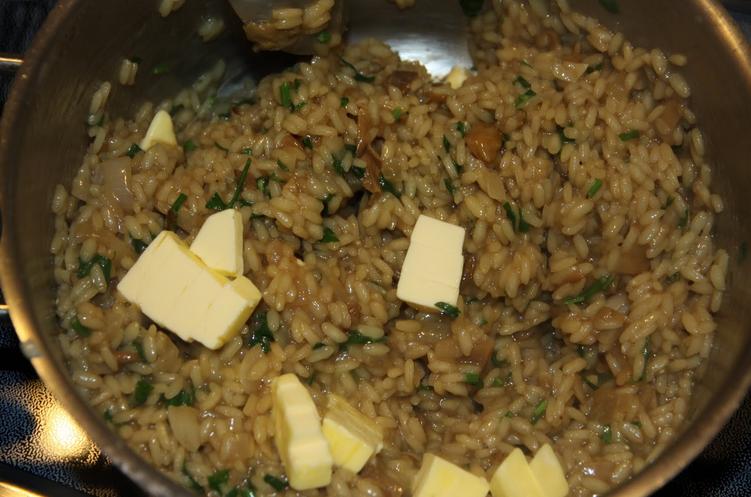 фото рецепт картошки сушеными грибами