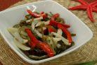 Морской салат с кальмарами