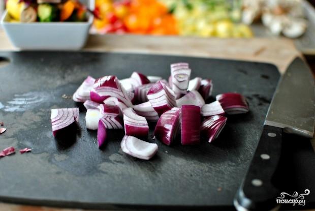 Кускус с овощами - фото шаг 5