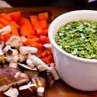 Рецепт Пряный гороховый суп