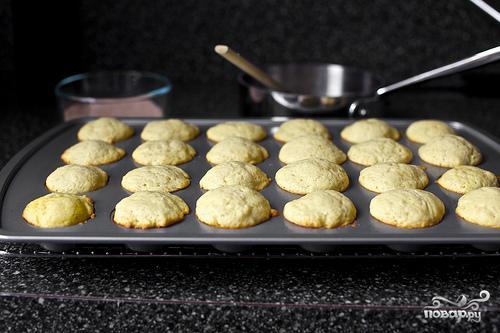 Мини-кексы с корицей и коричневым маслом - фото шаг 3