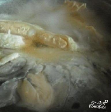 Рецепт Уха из зубатки