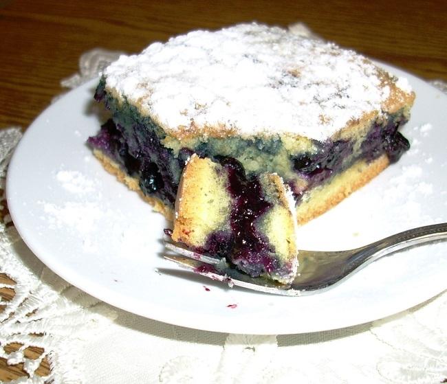 Рецепт пирога с ягодами замороженными пошаговый рецепт