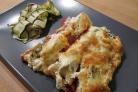 Каннеллони с овощной начинкой