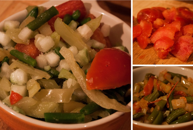 Вегетарианская шаурма - фото шаг 2