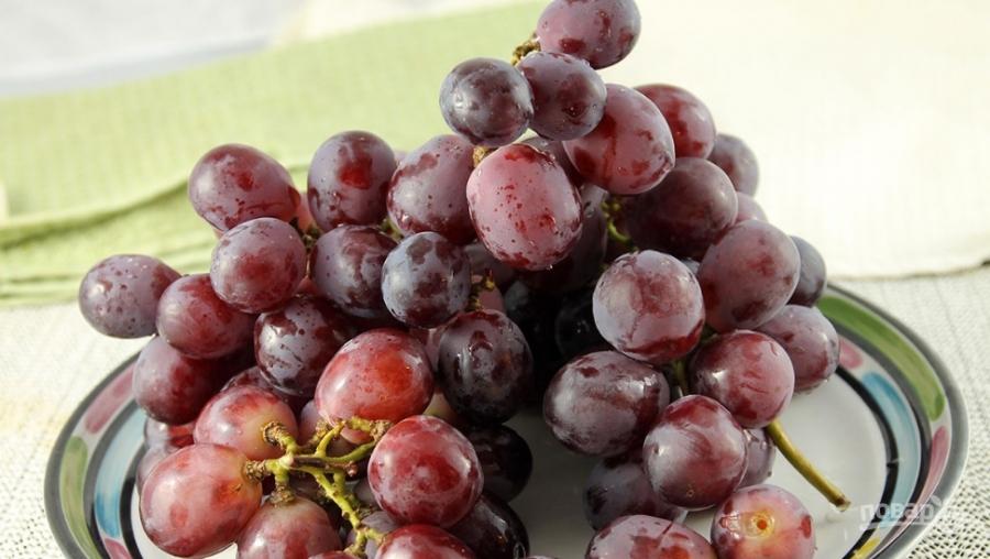 Бекмес из винограда - фото шаг 1