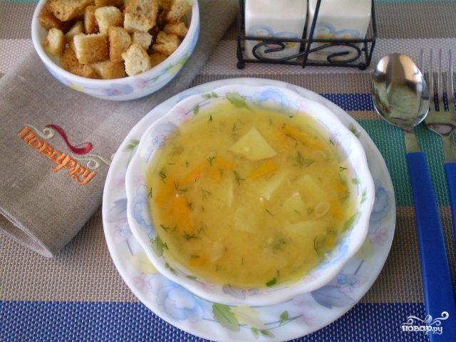 сварить гороховый суп без замачивания гороха рецепт
