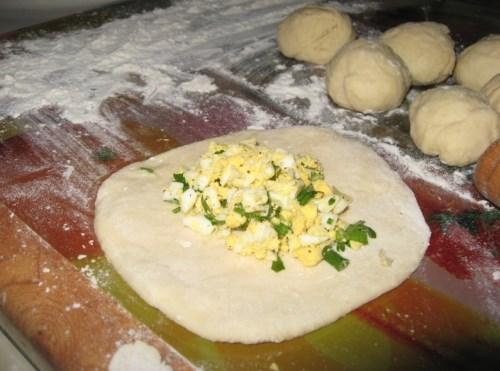 Тесто для жареных пирожков - фото шаг 4