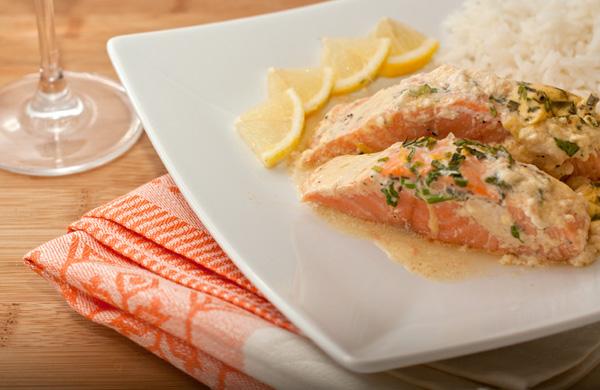 Рыба в сливочном соусе рецепт с фото в мультиварке