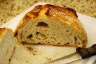 Хрустящий хлеб в духовке