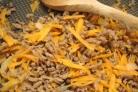 Фарш с морковью