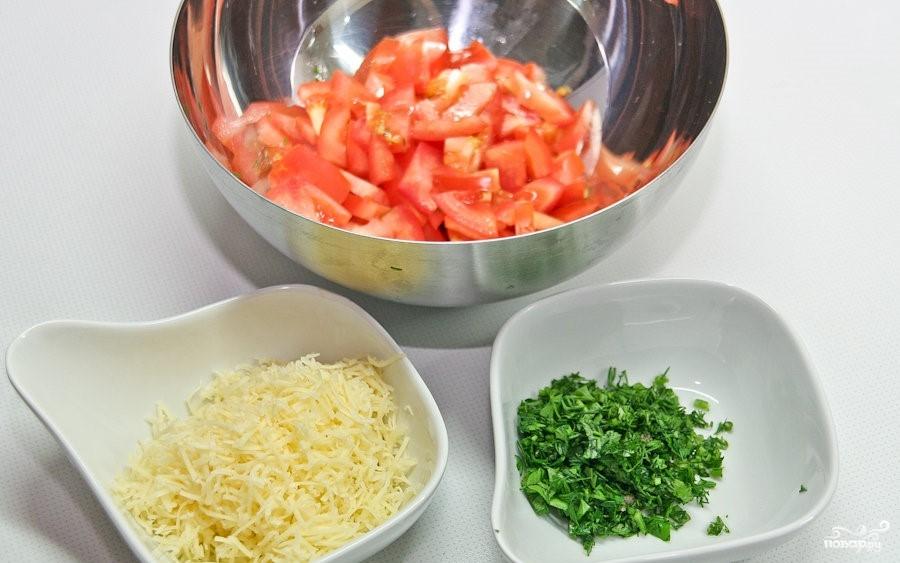 Слоеная картошка со свининой - фото шаг 8