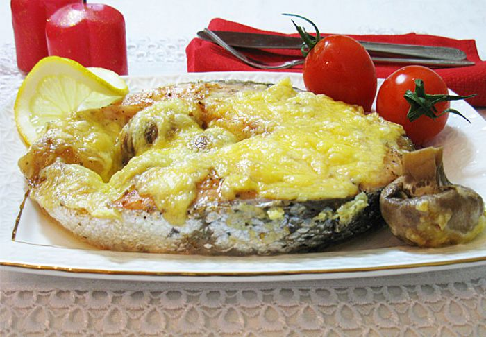 Запеченный лосось - фото шаг 5