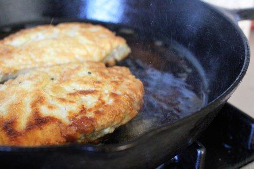 Бутерброд с курицей - фото шаг 3