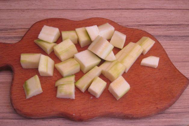 Рецепт Пюре из картофеля и кабачков