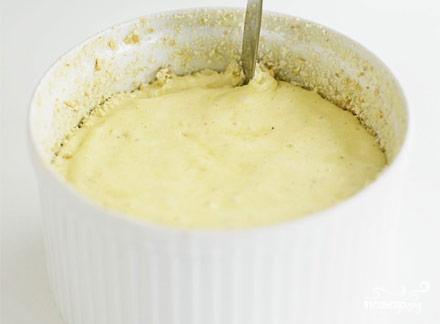 Сырное суфле - фото шаг 5