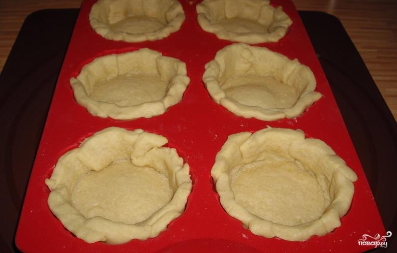 Лимонная тарталетка - фото шаг 4