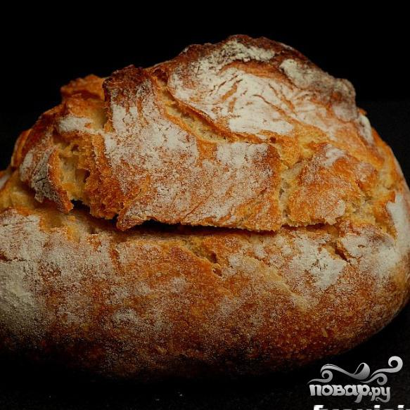 Хлеб фаршированный трюфелем - фото шаг 7