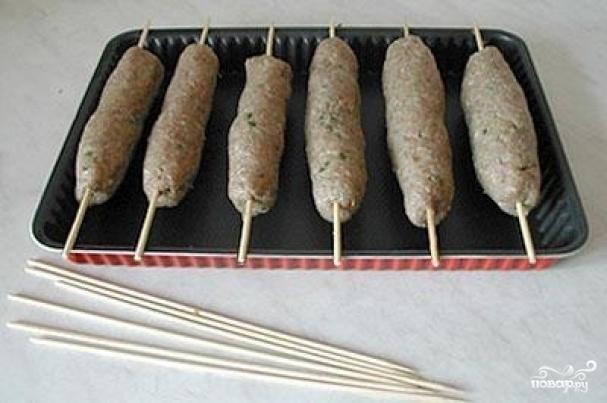 Как сделать фарш на люляки баб