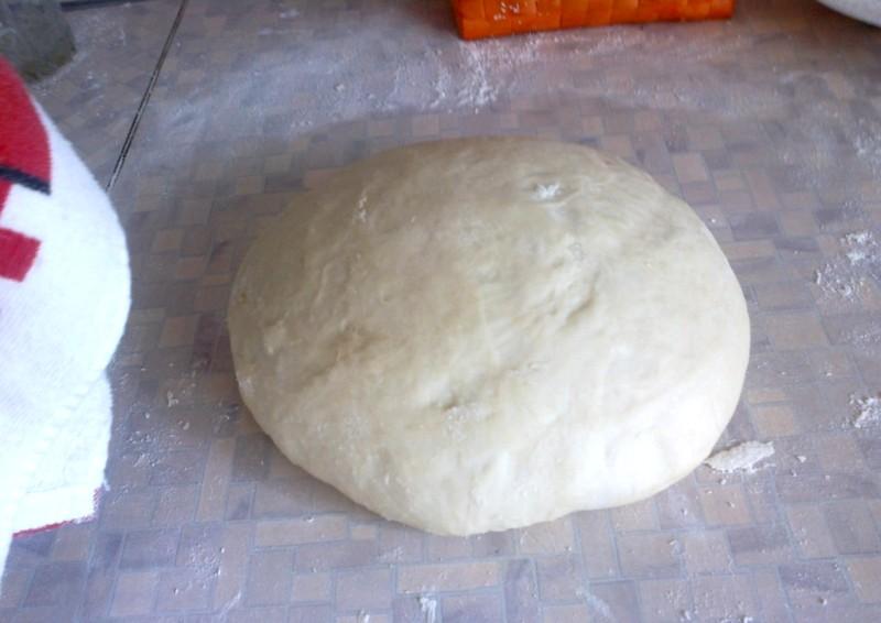 Тесто для баурсаков - фото шаг 8