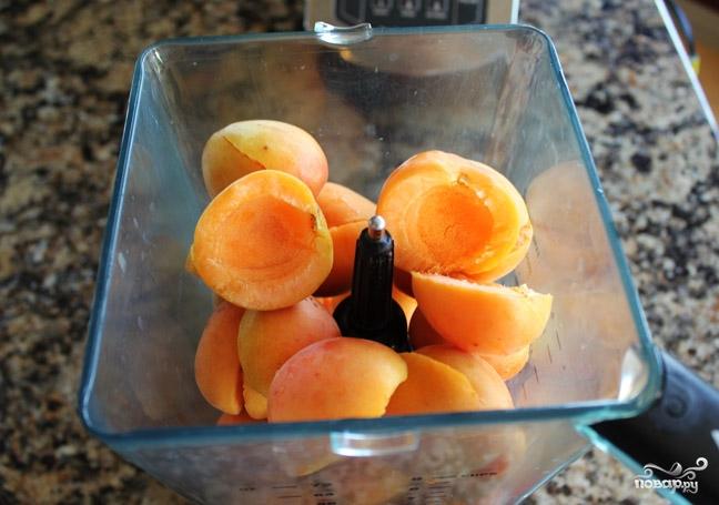 Рецепт Джем из абрикосов