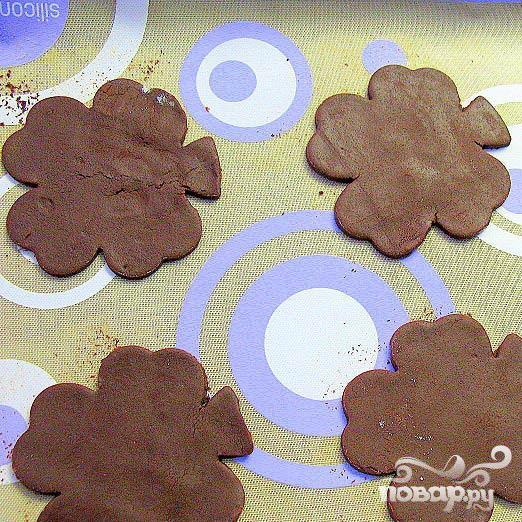 Шоколадное печенье - фото шаг 3