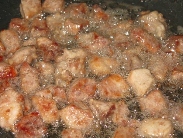 Рецепт Слойки с мясом