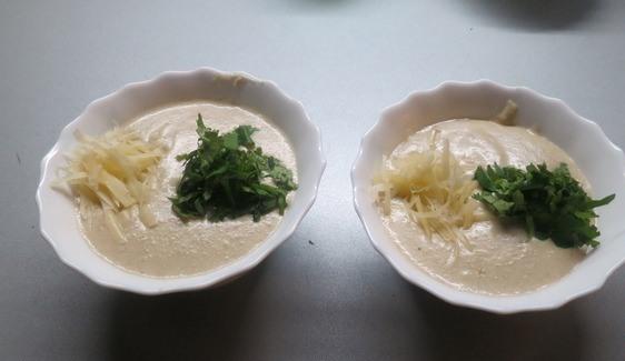Грибной крем-суп в мультиварке - фото шаг 13
