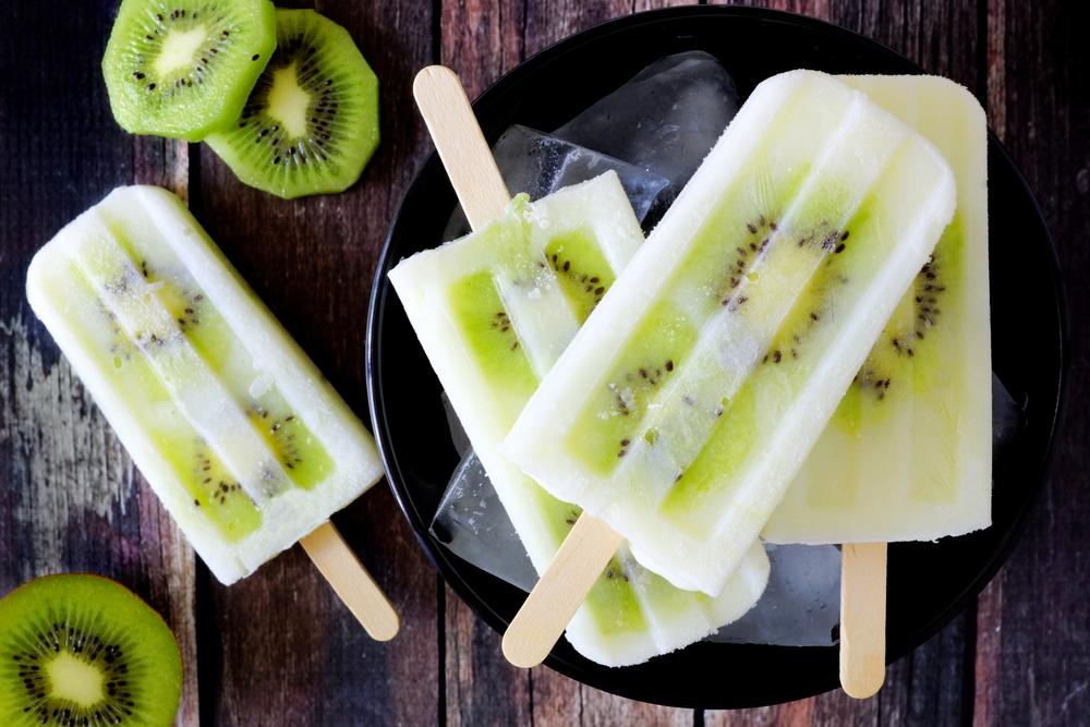 Замороженные фрукты (киви)