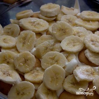 Сливочно-банановый пудинг - фото шаг 3