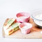 Рецепт Масляное печенье с глазурью
