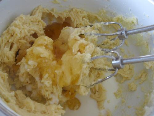 Печенье с медом - фото шаг 4