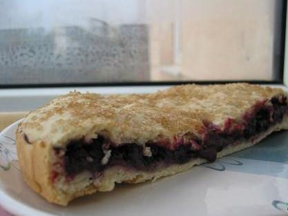 Пирог со смородиной без яиц - фото шаг 5