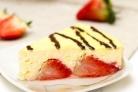 Творожное суфле с ягодами