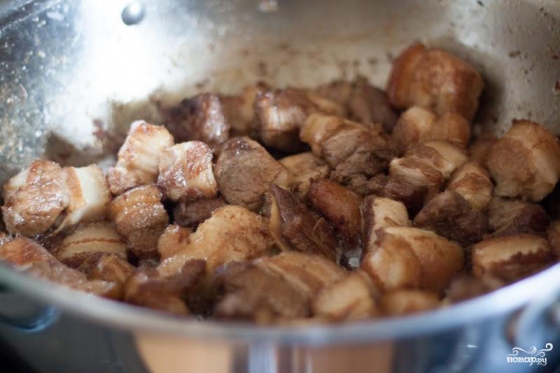 Мясо по-филиппински - фото шаг 6