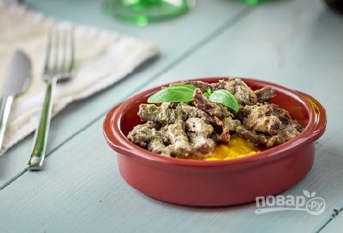 Пошаговые рецепты вторых блюд с фото простые и вкусные