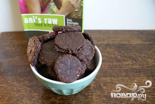 Супер шоколадное печенье - фото шаг 5