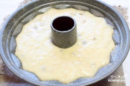 Кекс из овсяных хлопьев - фото шаг 9