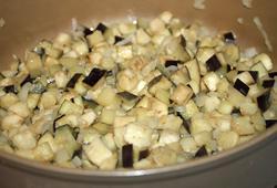 Лазанья из баклажанов с фаршем - фото шаг 1