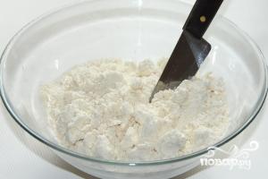 Сконы со сливочным кремом - фото шаг 3