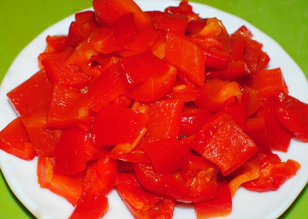 Рецепт Яичница с зеленью
