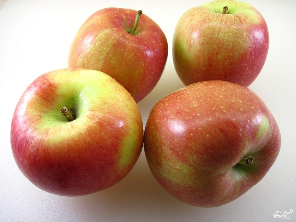 """Пирог с яблоками """"Шарлотка"""""""