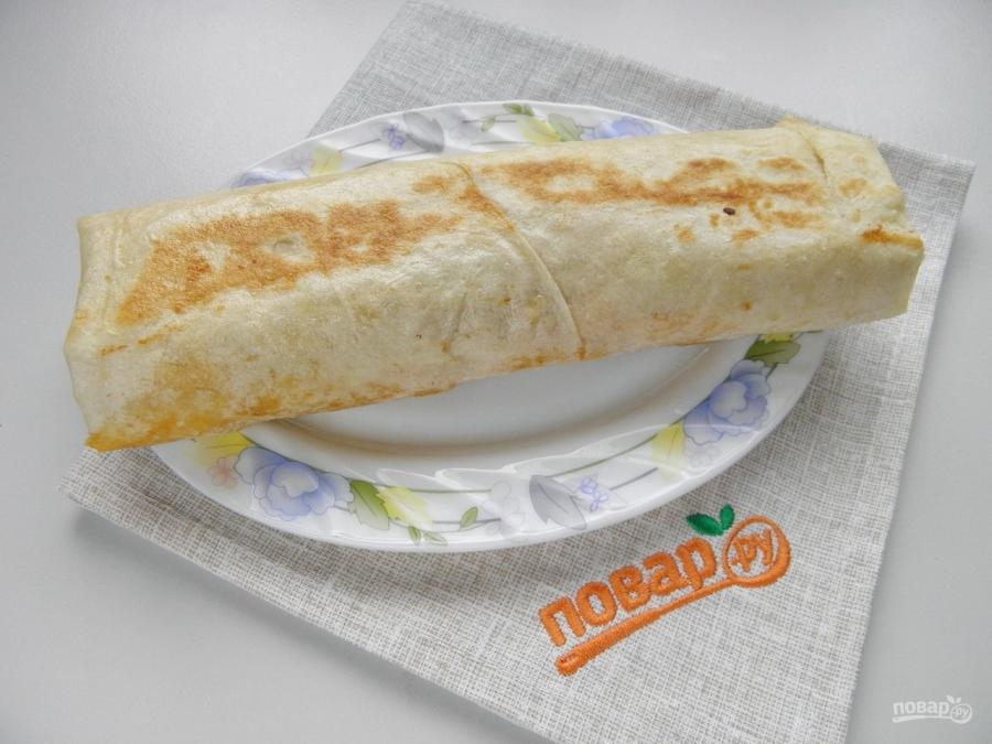 Шаурма (классический рецепт)