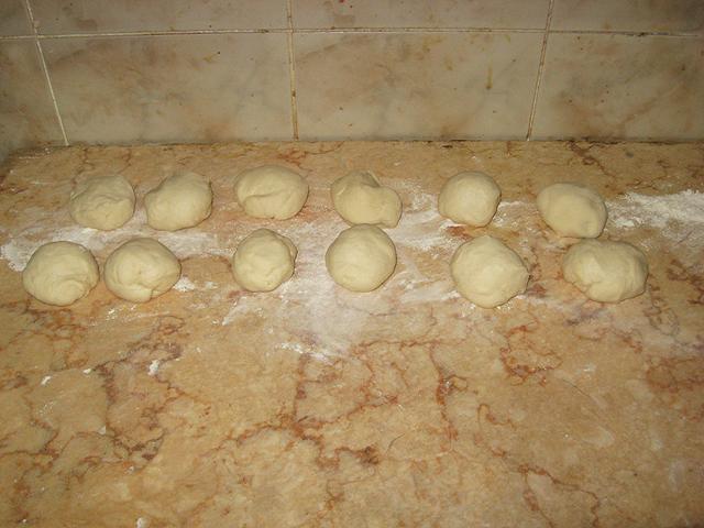 Жареный армянский лаваш - фото шаг 1